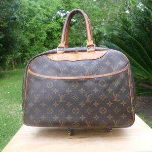 Louis Vuitton Deauville Hand Bag